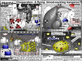 Bob Schroeder | Chupacabra: A flying, blood-sucking kangaroo? | Preview